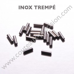 Stop pin Inox Trempé Diamètre 2mm par 20 pcs