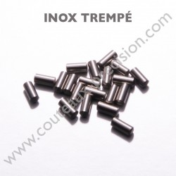 Stop pin Diamètre Inox trempé 3mm par 20 pcs