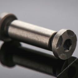 Pivot torx tête hélicoïdale 6mm