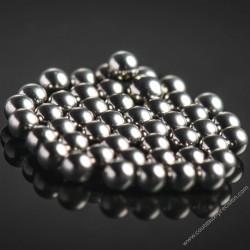 Billes en acier pour liner 1,6 ou 2mm