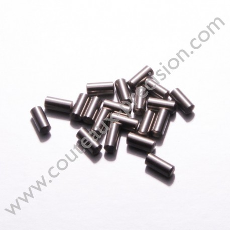 Stop pin Diamètre 3mm par 20 pcs